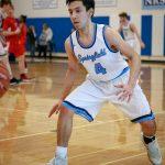 Boys Varsity Basketball beats North Eugene 38 – 30