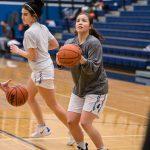Girls Basketball vs Crater