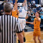 Boys Varsity Basketball beats Crater 59 – 58