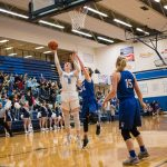 Girls Varsity Basketball beats Hillsboro 67 – 39
