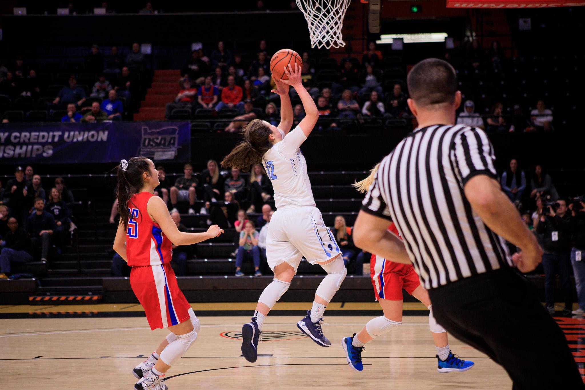 State Championship Game: Girls Basketball falls to La Salle  55 – 48