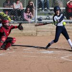 Girls Varsity Softball falls to Thurston 25 – 1