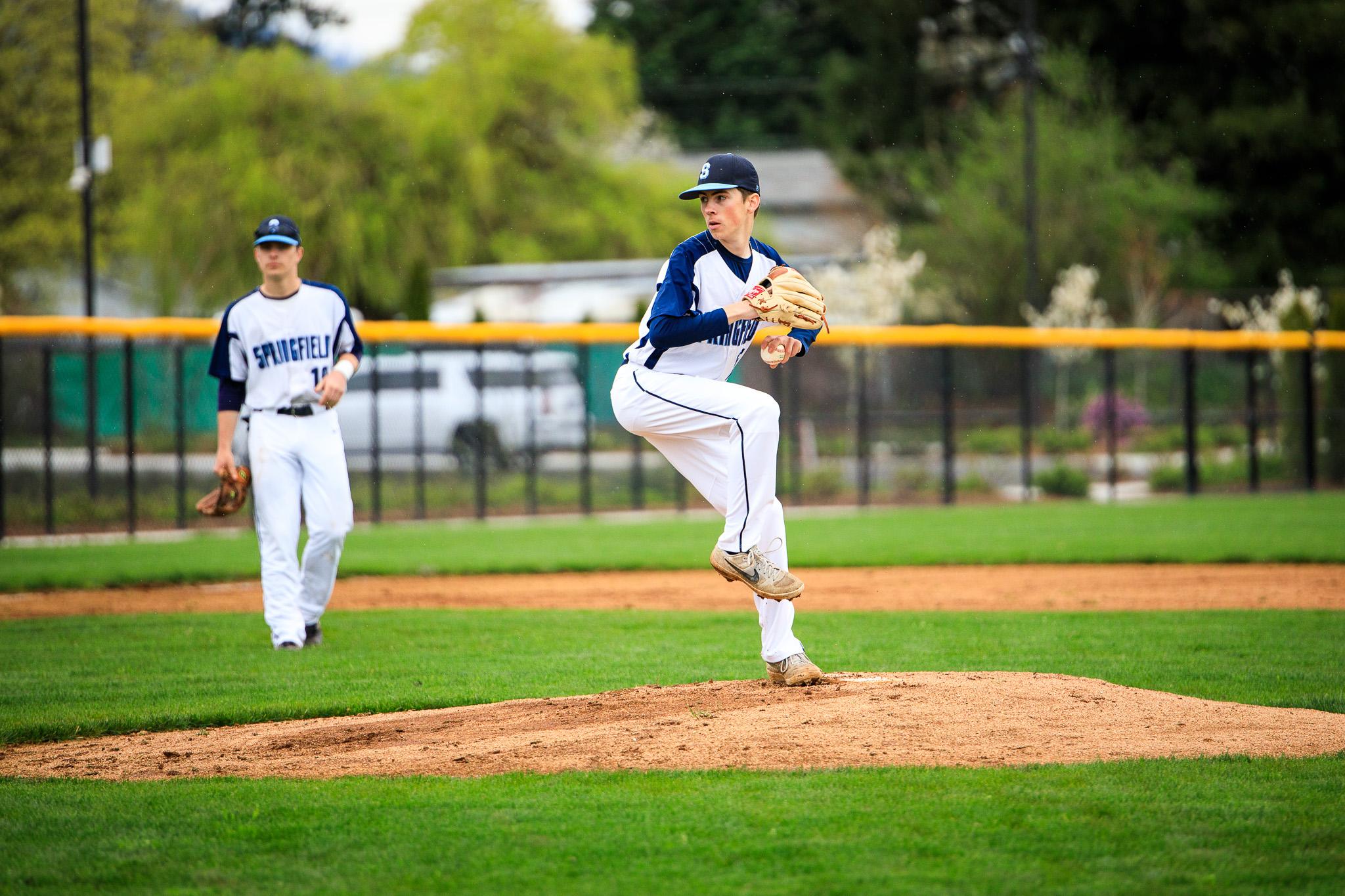 Boys Varsity Baseball falls to Eagle Point 8 – 0