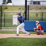 Boys Varsity Baseball falls to North Eugene