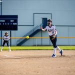 Girls Varsity Softball falls to North Eugene 6 – 1