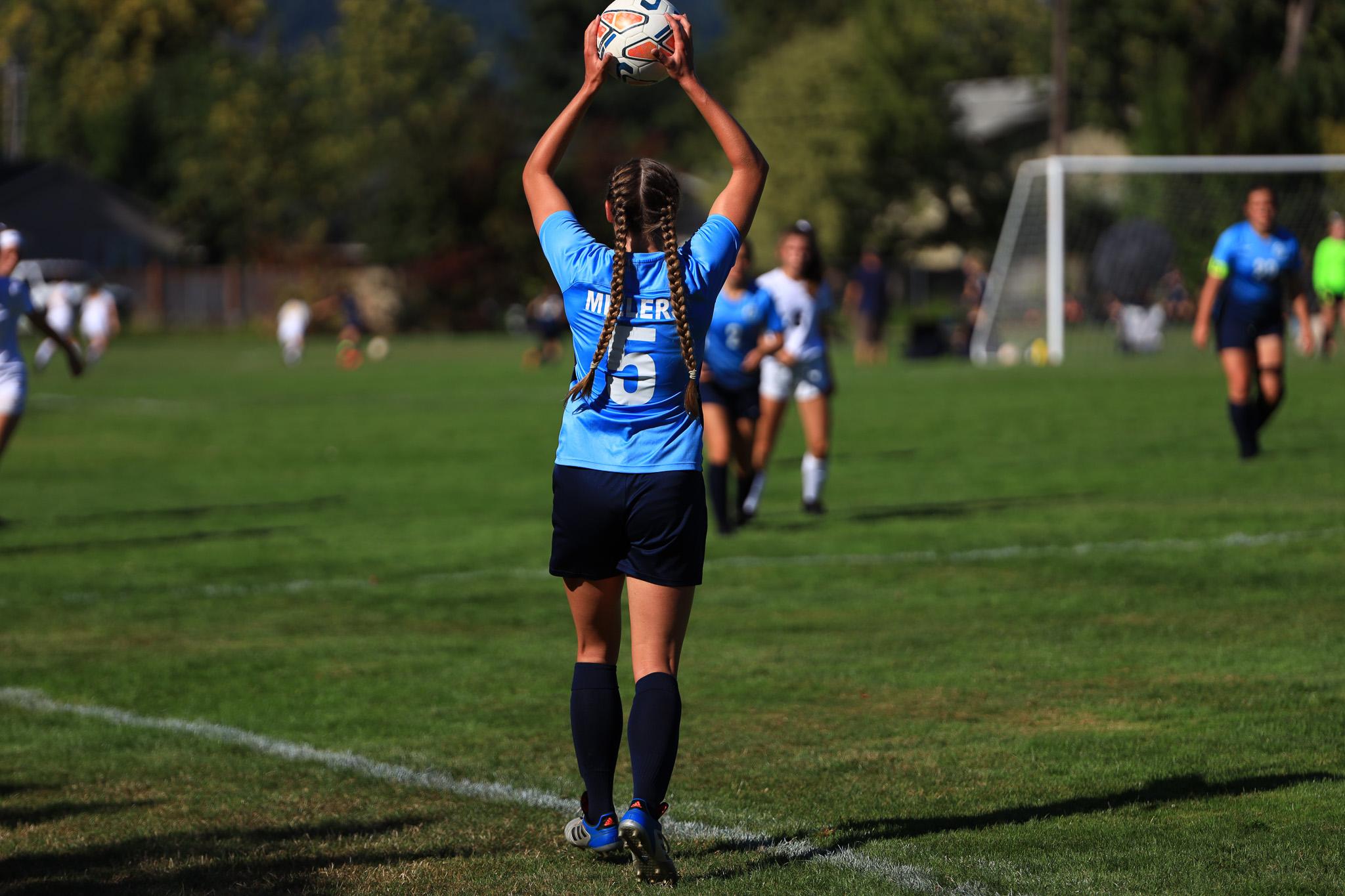 Girls Varsity Soccer ties Willamette 1 – 1