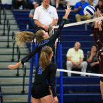 Girls Varsity Volleyball beats Pleasant Hill 3 – 2