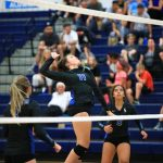 Girls Varsity Volleyball falls to North Eugene 3 – 0
