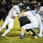 Boys Varsity Football falls to Ridgeview 35 – 13