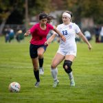Girls Varsity Soccer falls to Churchill 3 – 2