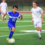 Boys Varsity Soccer falls to Churchill 2 – 1