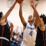 Boys Varsity Basketball falls to North Salem 46 – 41