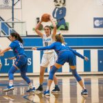 Girls Varsity Basketball falls to La Salle Catholic College Preparatory