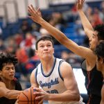 Boys Varsity Basketball beats McMinnville 55 – 40