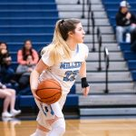 Girls Varsity Basketball falls to Marist Catholic 35 – 31
