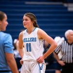 Girls Varsity Basketball falls to Corvallis