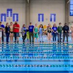 Swim Senior Night Photos 2020