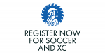 Athletic Registration Open Now: Soccer and Cross Country