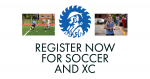 XC and Soccer Registration
