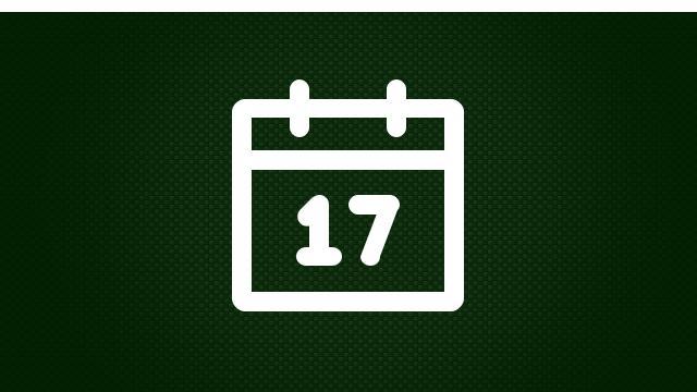 Important Athletic Dates