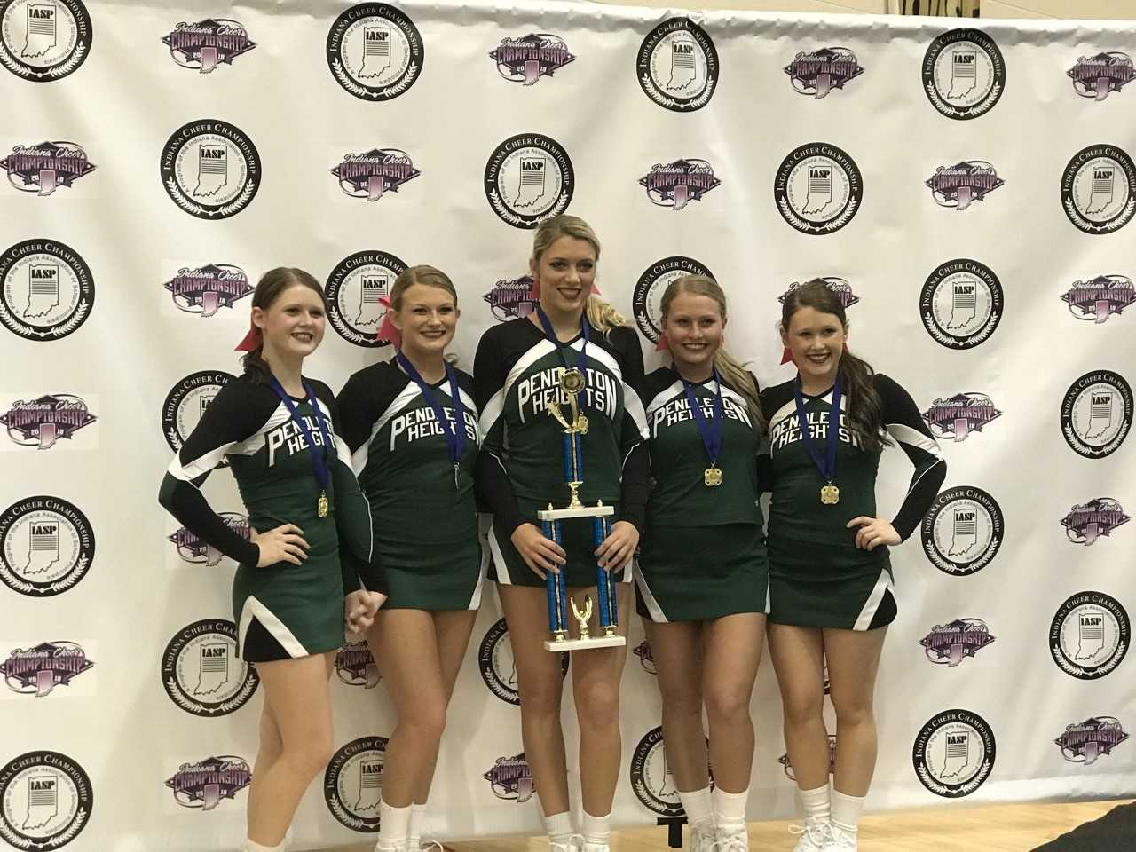 Stunt Group Wins State