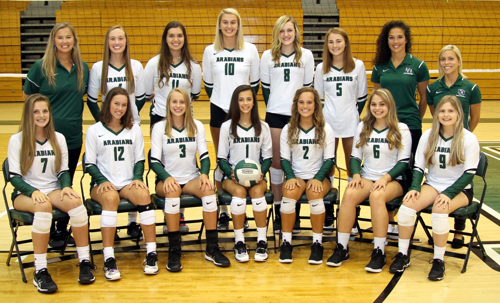 Volleyball Looking for 2nd Straight County Title