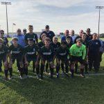 Boys Varsity Soccer beats Marion