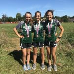Girls Varsity Cross Country finishes 7th place at Wildcat Classic