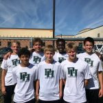 Boys Varsity Cross Country finishes 2nd place at HHC Meet