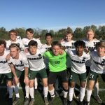 Boys Varsity Soccer falls to Noblesville in Sectional Play