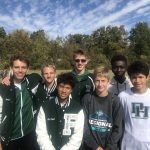 Boys Varsity Cross Country finishes 3rd place at Regional