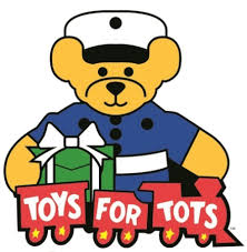 Toys for Tots Teddy Bear Toss