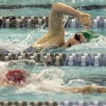 Girls Swimming surpass expectations at Sectional Prelims