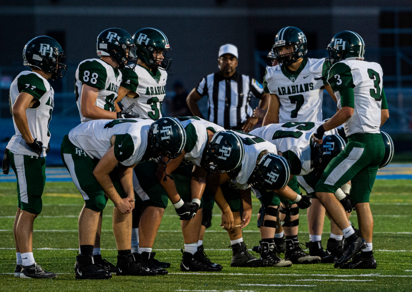 Friday Night Lights: Sectional Opener