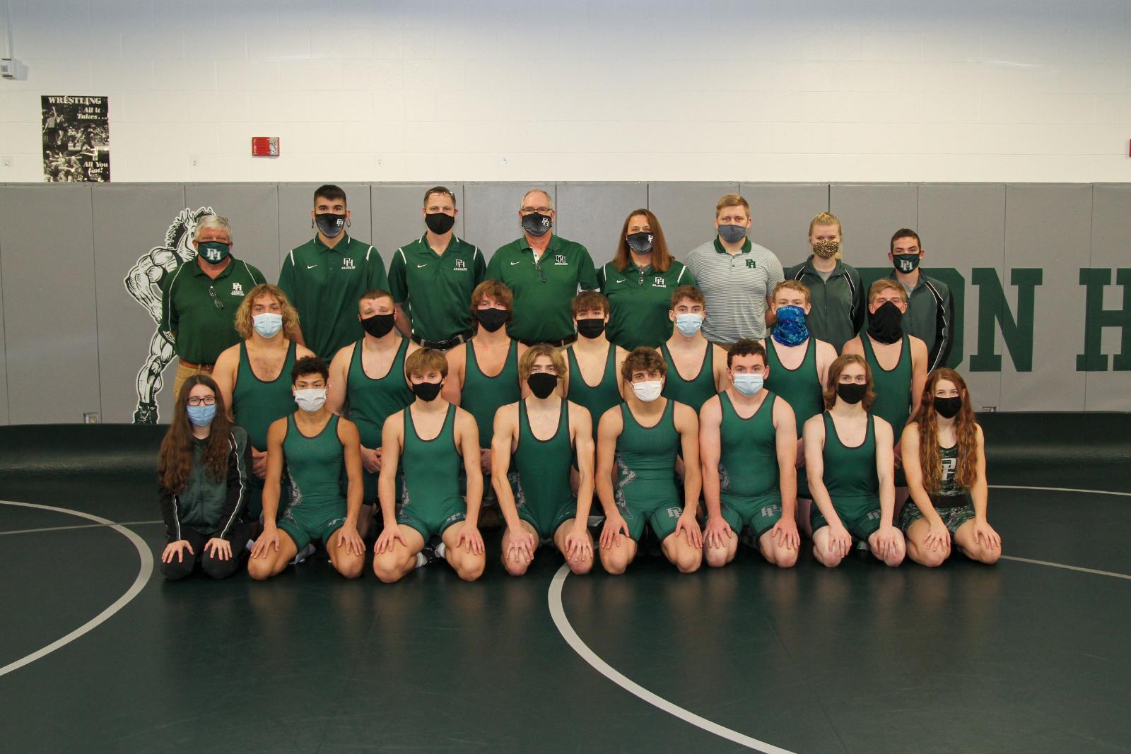 Wrestling: Frankton Info