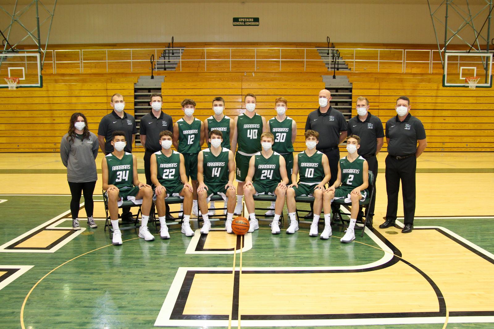 Boys Basketball: Delta Info 1/22