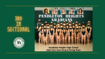 Girls Swimmers & Divers placed 3rd at Fishers Sectional and relay advances to State Championship