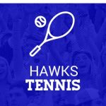 Lady Hawks Tennis Noel Sarhan and Ripley Lucas