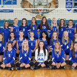 Lady Hawk volleyball team recognized as AVCA Team Academic Award recipient
