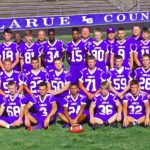 2015 LARUE COUNTY HAWKS FOOTBALL