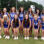 2015 LCHS CHEERLEADERS