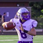 Dane Milby breaks single-game passing record!