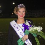 HORNBACK CROWNED 2015 FOOTBALL HOMECOMING QUEEN