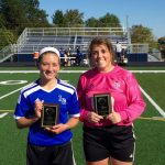 EADS AND BAUER SELECTED TO REGION ALL TOURNEY