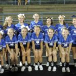 CHEER SQUAD COMPETES FOR NATIONAL BID