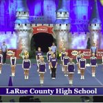 LC CHEER COMPETES AT NATIONALS