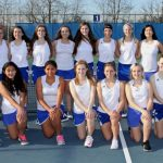 2016 LCHS GIRLS TENNIS