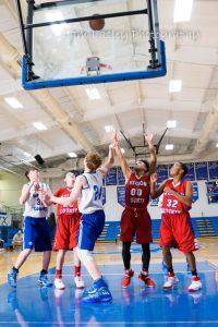 Boys FRESHMAN Basketball – LC vs. Nelson Co 12-5-16