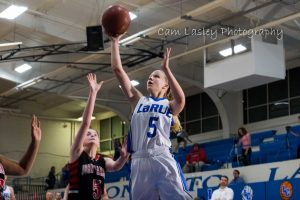 GIRLS BASKETBALL: JV/Varsity vs. John Hardin 12-6-16