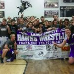 MAT HAWKS TAKE 1ST AT BOYLE COUNTY DUALS